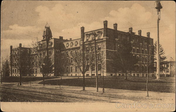 State Normal School - Main Building West Chester Pennsylvania