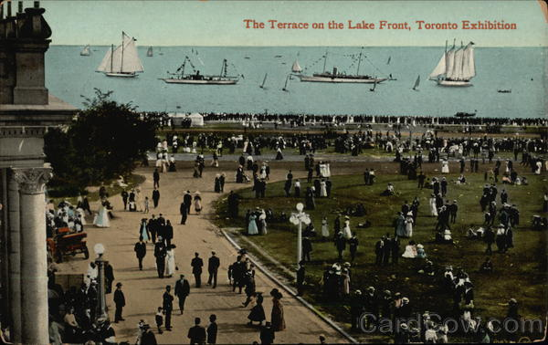 The Terrace on the Lake Front Toronto Canada Misc. Canada