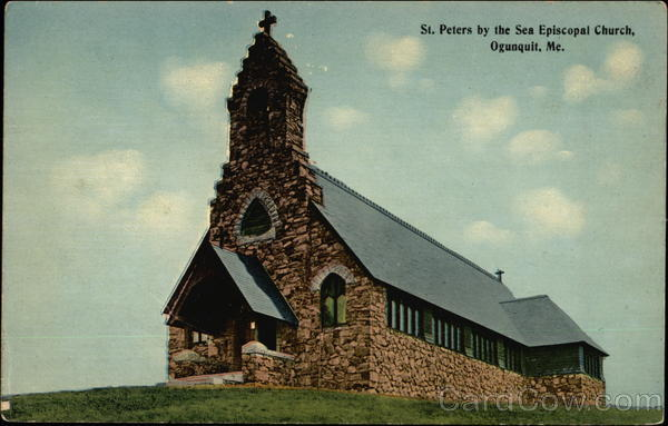 St. Peters by the Sea Episcopal Church Ogunquit Maine