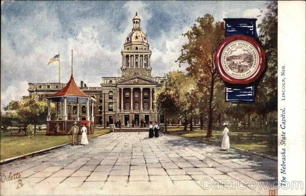 The Nebraska State Capitol Lincoln