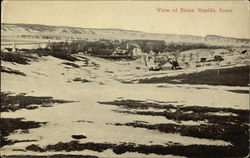 View of Sioux Rapids, Iowa