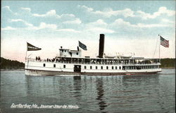 "Steamer ""Sleur De Monts"""