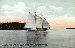 Fair Wind for Captain Jacob