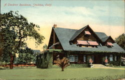 A Stockton Residence & Lawn