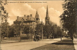 St. Catharines R. C. Church and Convent