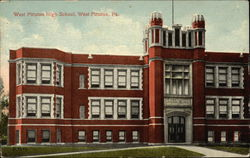 West Pittston High School