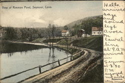 View of Rimmon Pond