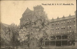 North Hall, M. S. N. S