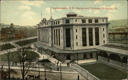 Lackawanna R. R. Station and Terraces