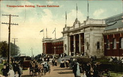 Transportation Building, Toronto Exhibition