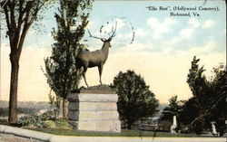 """Elks Rest"", (Hollywood Cemetery)"