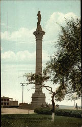 Soldiers and Sailors Monument, Libby Hill Park