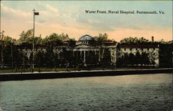Water Front, Naval Hospital