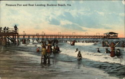 Pleasure Pier and Boat Landing
