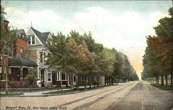 West Avenue, Looking South