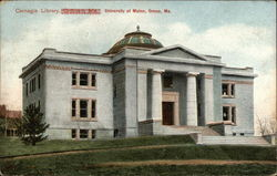 Carnegie Library, University of Maine
