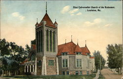First Universalist Church of the Redeemer
