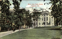 State House - Rear View