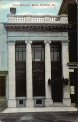 Street View of First National Bank
