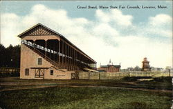 Grand Stand, Maine State Fair Grounds