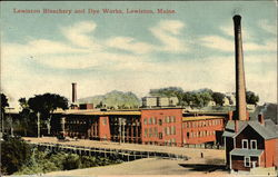 Lewiston Bleachery and Dye Works