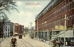 Main St., Looking Towards Court St