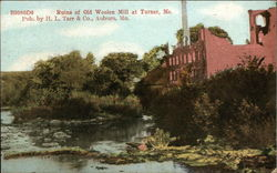 Ruins of Old Woolen Mill