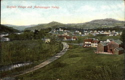 Dixfield Village and Androscoggin Valley