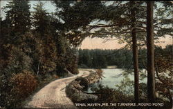 The Turnpike, Round Pond
