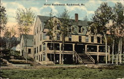 View of Hotel Rockwood