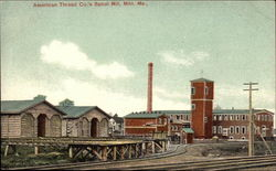 American Thread Co.'s Spool Mill