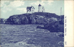 Looking Toward The Nubble