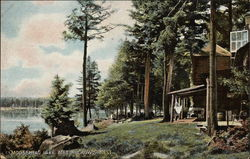 Moosehead Lake Crow's Nest Postcard
