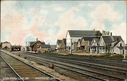 Greenville Junction Postcard