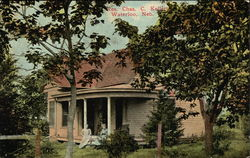 Residence of Chas. C. Kellett