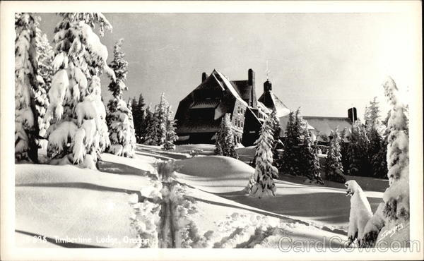 898 Timberline Lodge, Oregon Government Camp