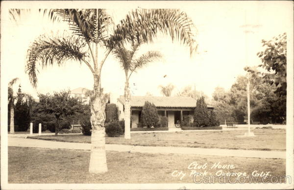 Club House, City Park Orange California