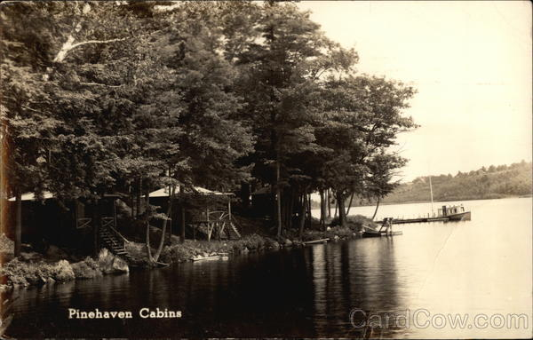 Pinehaven Cabins Canton Maine