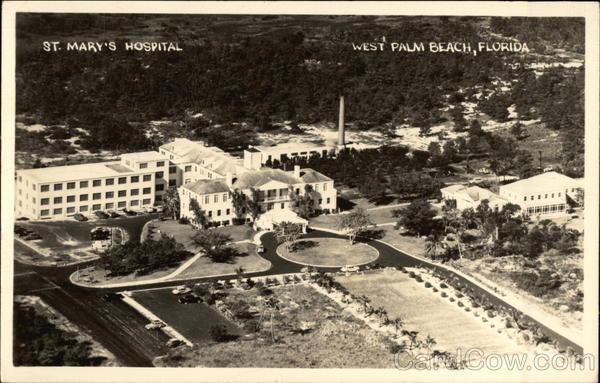 Beach Christmas Cards >> St. Mary's Hospital West Palm Beach, FL
