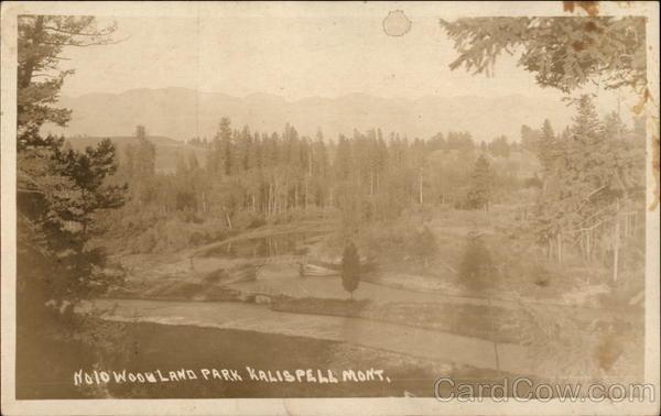 City Of Kalispell >> Woodland Park Kalispell, MT
