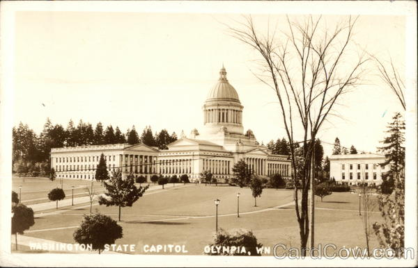 Washington State Capitol and Grounds Olympia