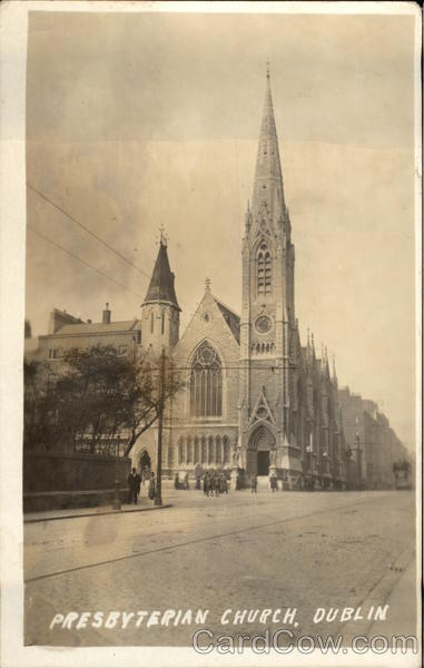 Presbyterian Church Dublin Ireland