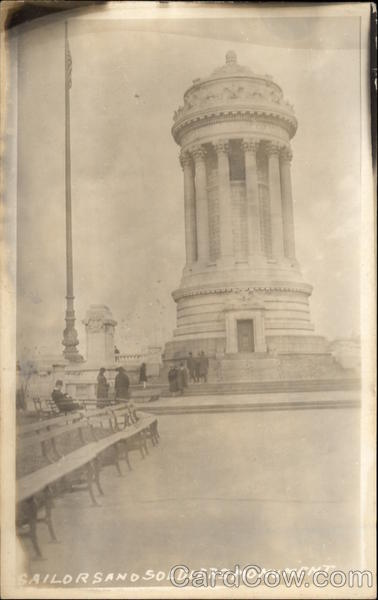 Sailors and Soldiers Monument Military