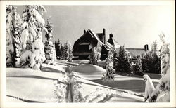 898 Timberline Lodge, Oregon