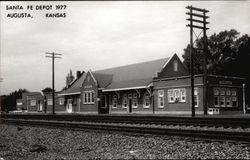 Santa Fe Depot 1977
