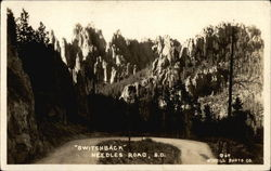 Switchback, Needles Road