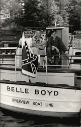 """Belle Boyd"" Riverview Boat Line"