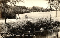 Lakefield Camp Postcard