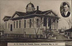 M.E. Church, Dedication May 13, 1917