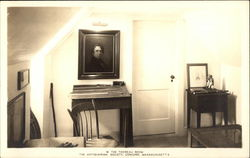 In the Thoreau Room, The Antiquarian Society